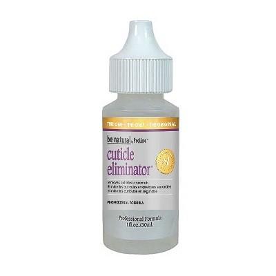 Средство для удаления кутикулы cuticle eliminator be natural